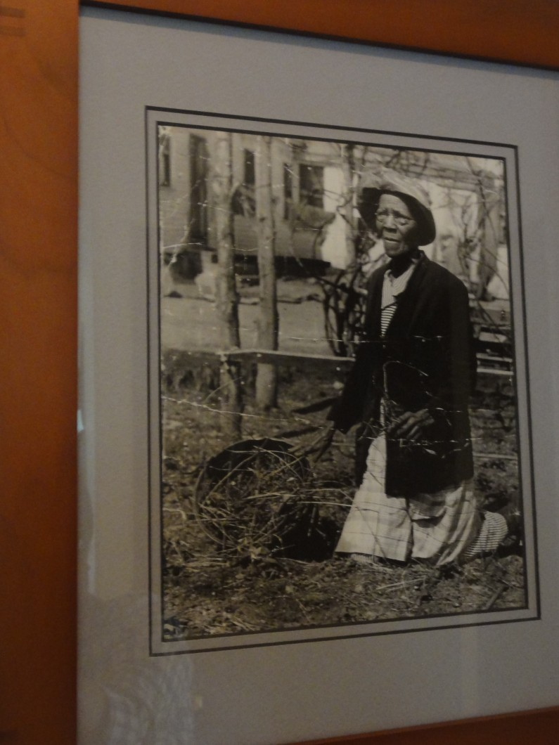 Brenda's Great-Grandmother - A Freed Slave