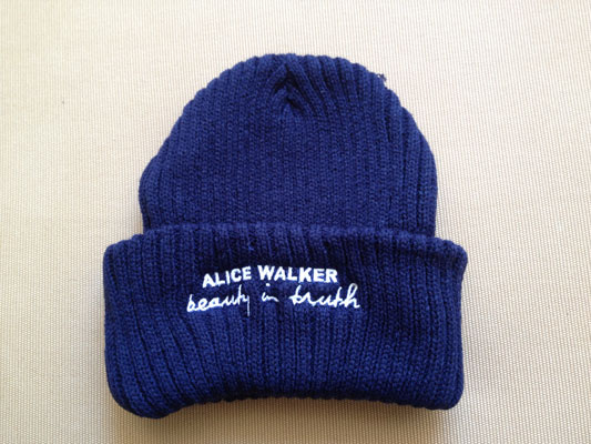 Alice Walker Film Hat/Beanie