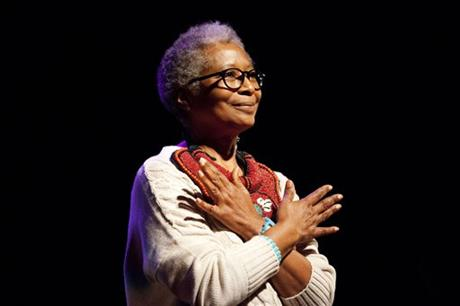 Alice Walker AP photo